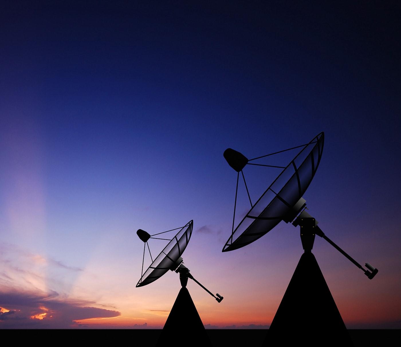 Connectivity & Satellite